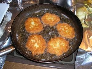 aardappelkoekjes