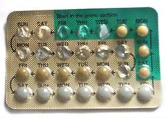 anticonceptie de pil