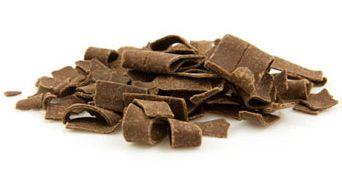 chocoladevlokken